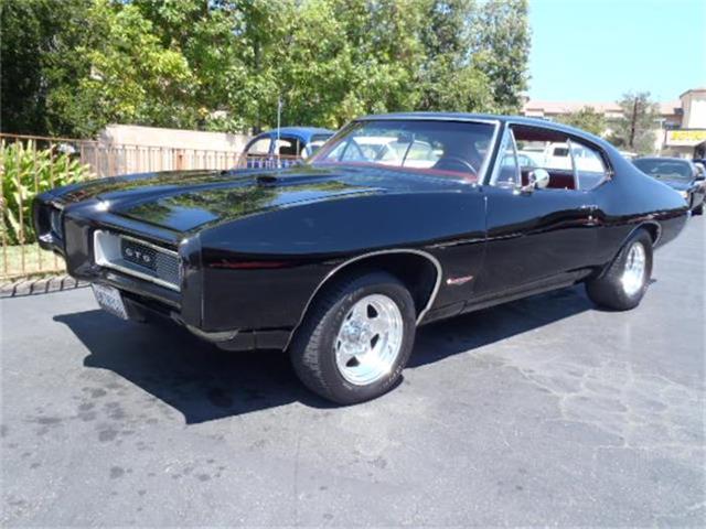 1968 Pontiac GTO | 710666