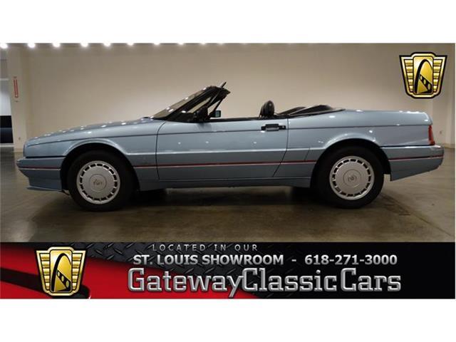 1989 Cadillac Allante | 716996