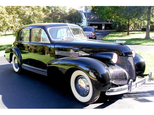 1939 Cadillac 62 | 710708