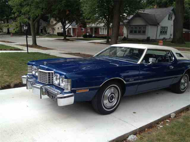 1976 Ford Thunderbird | 710716