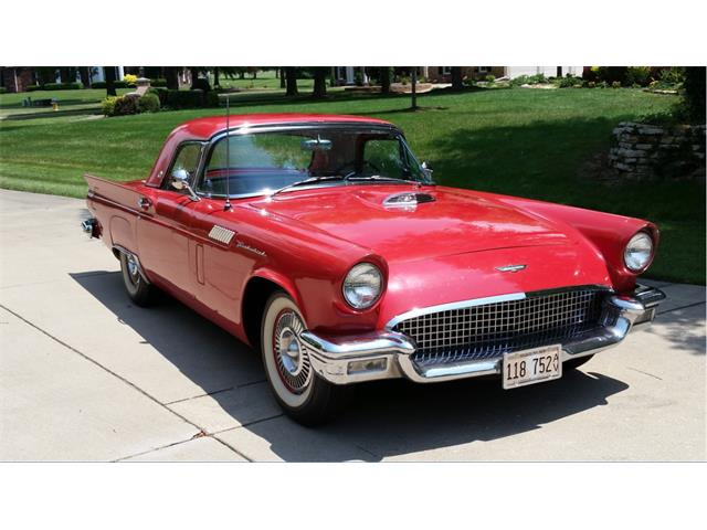 1957 Ford Thunderbird | 717358