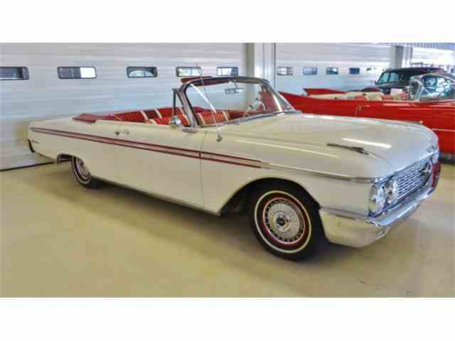 1962 Ford Galaxie 500 Sunliner Convertible