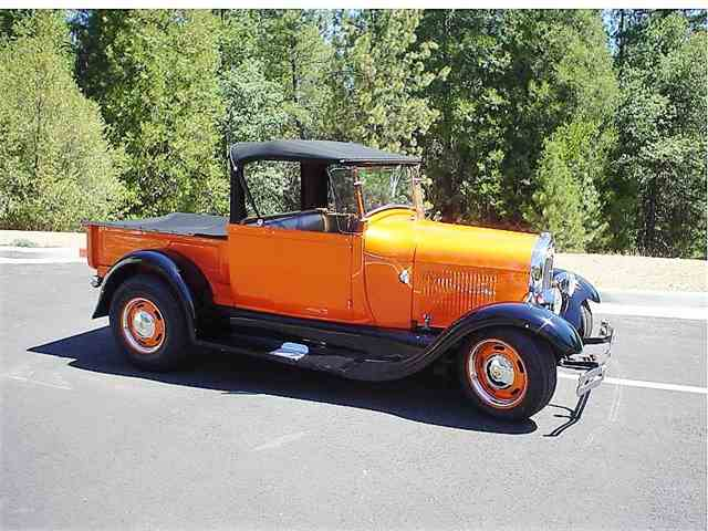 1928 Ford 1/2 Ton Pickup   717724