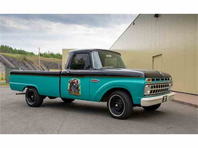 1965 Ford F100 | 710779