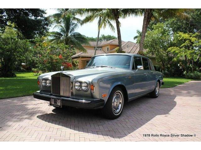 1978 Rolls-Royce Silver Shadow | 717857