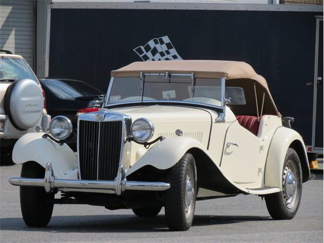 1953 MG TD | 710786