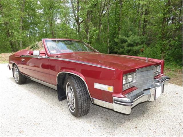 1984 Cadillac Eldorado | 710787