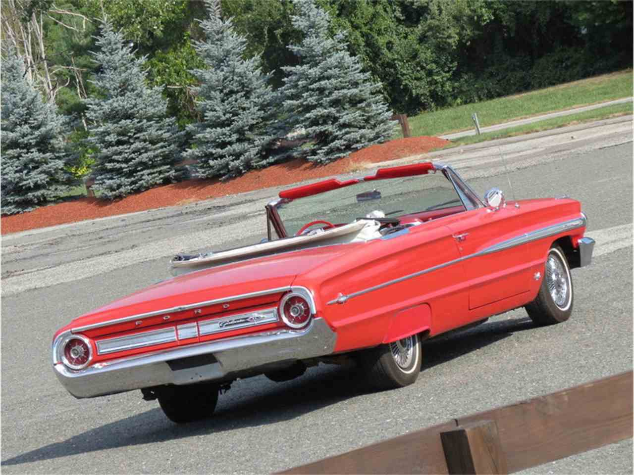 1964 ford galaxie 500 xl for sale cc 710792. Black Bedroom Furniture Sets. Home Design Ideas
