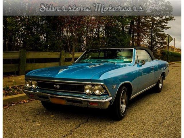 1966 Chevrolet Chevelle SS454 Tribute | 710794