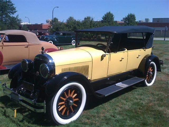 1924 Cadillac Type V-63   717941