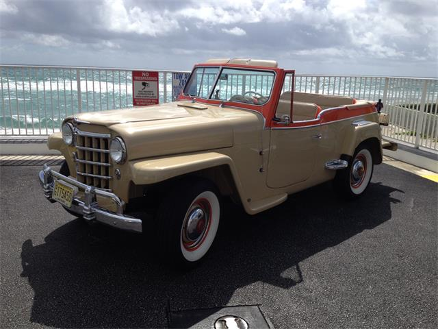 1950 Willys-Overland Jeepster | 717993