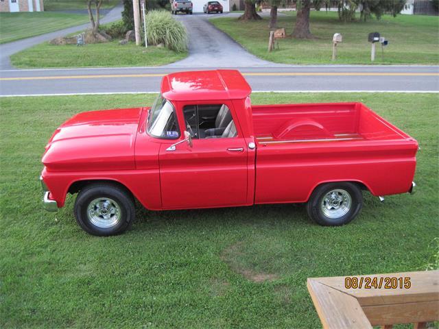 1963 Chevrolet C10 | 710080