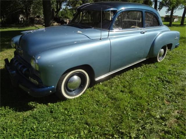 1952 Chevrolet 2-Dr Coupe | 718011