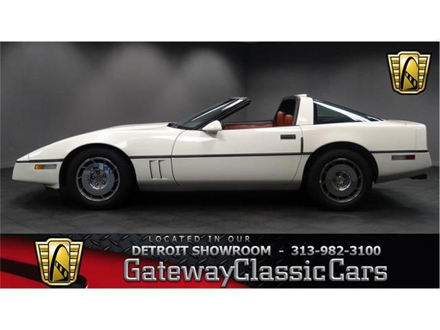 1987 Chevrolet Corvette | 718069