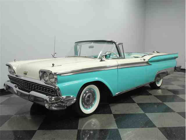 1959 Ford Galaxie Skyliner Retractable | 718189