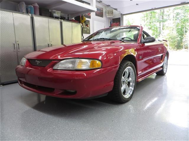 1994 Ford Mustang GT | 718201