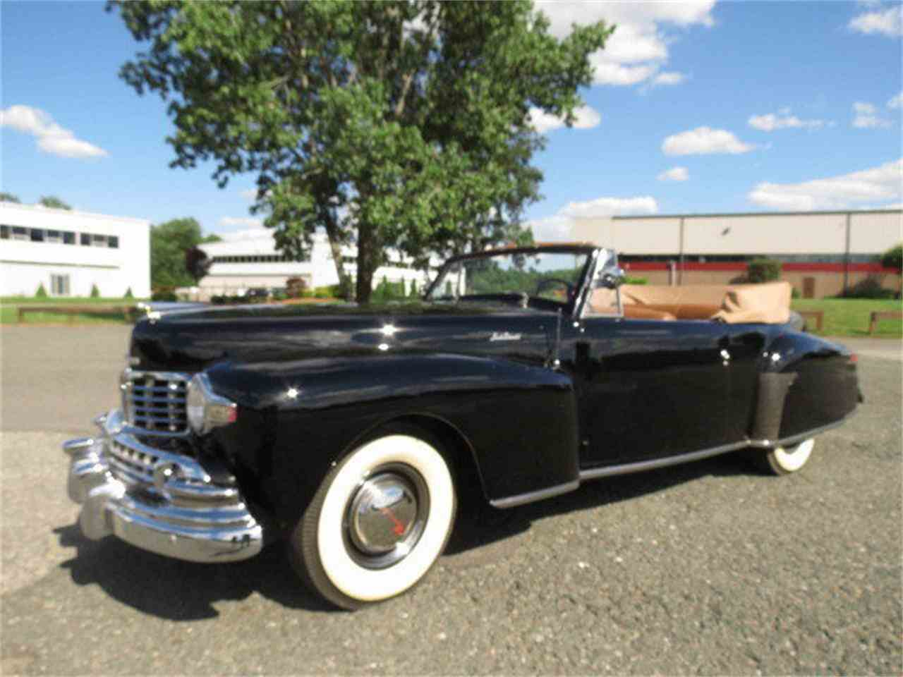 1947 Lincoln Continental for Sale - CC-710822