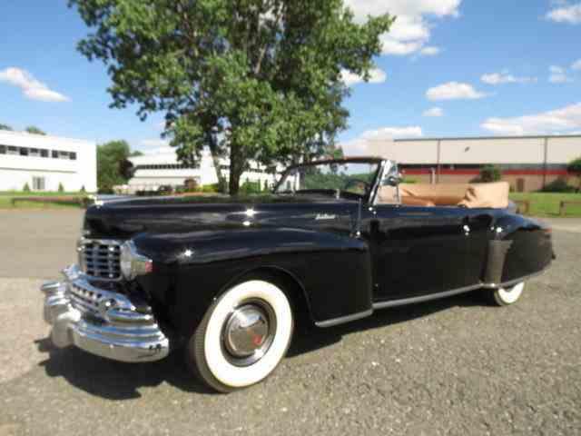 1947 Lincoln Continental | 710822
