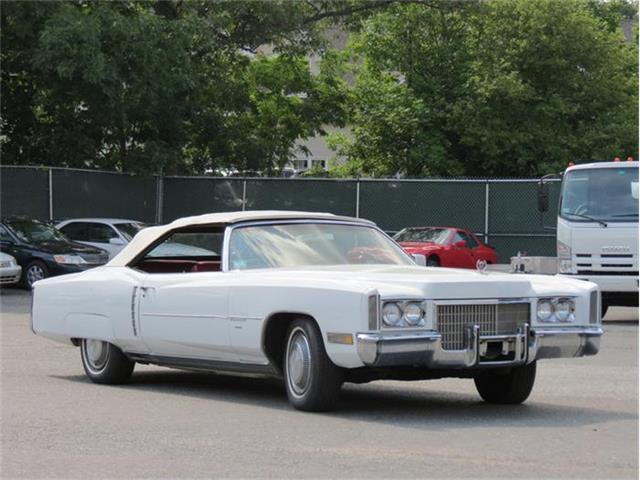 1971 Cadillac Eldorado | 710826