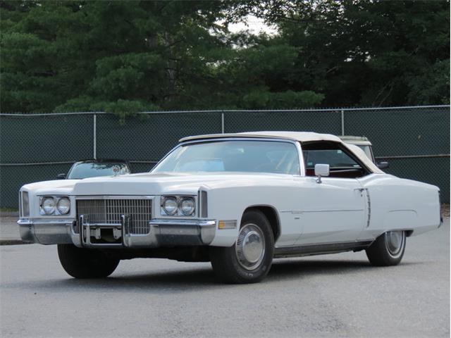 1971 Cadillac Eldorado   710826