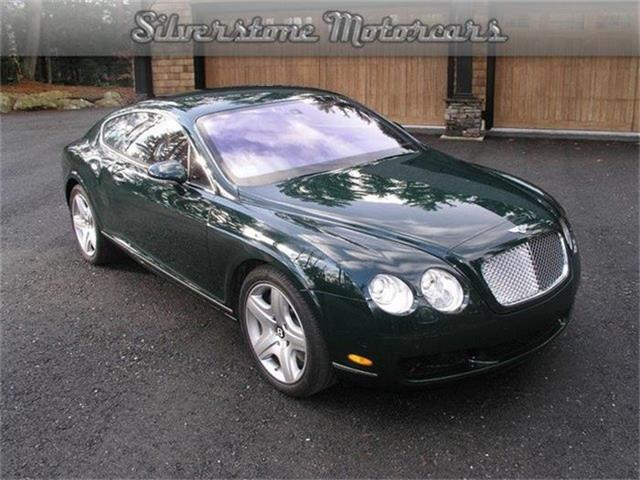 2005 Bentley Continental Supersports | 710829