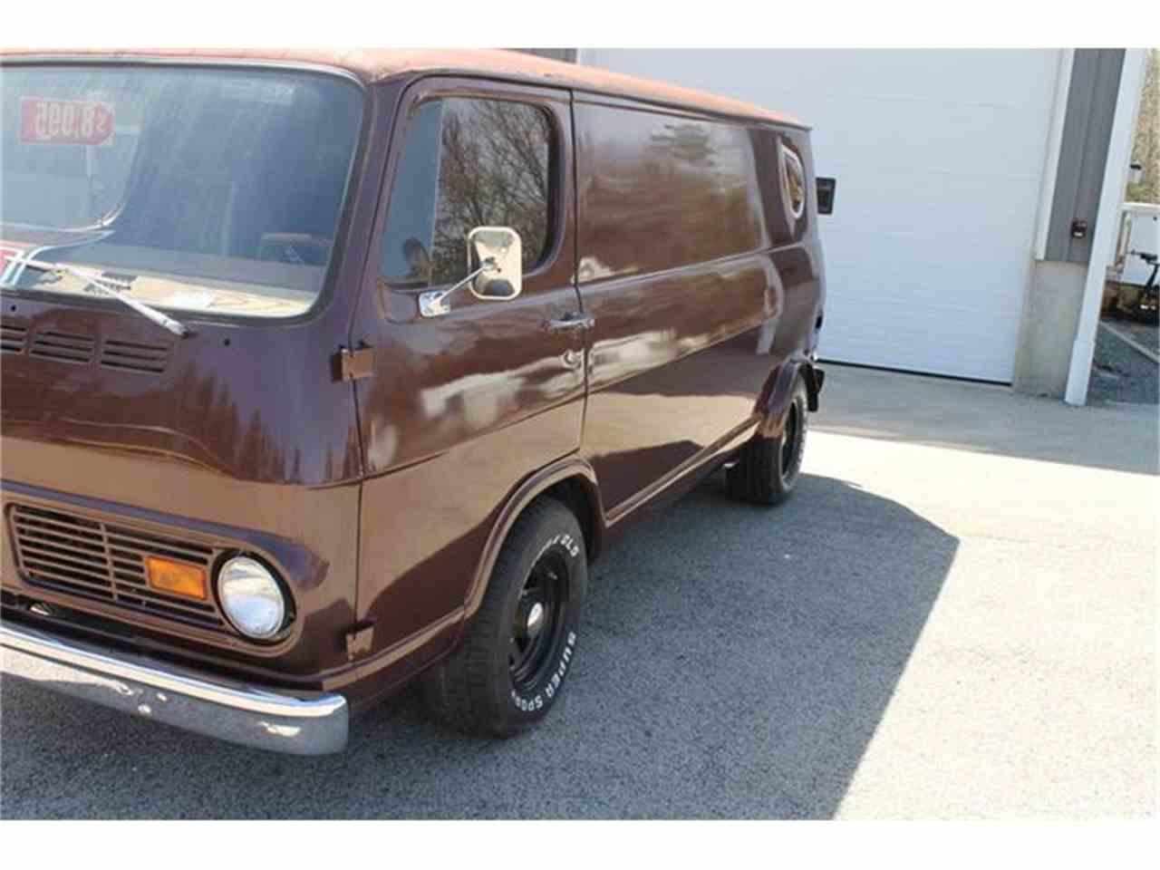 Large Picture of '67 Handi-Van - F8HB