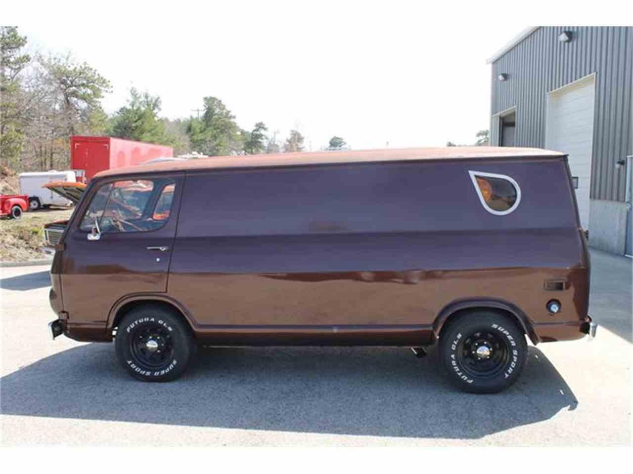 1967 gmc handi van for sale cc 710831. Black Bedroom Furniture Sets. Home Design Ideas