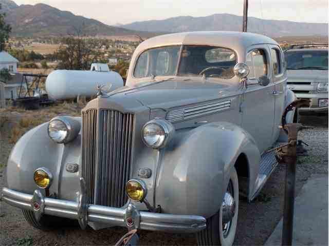 Picture of 1939 Packard 120 located in Massachusetts - F8HC