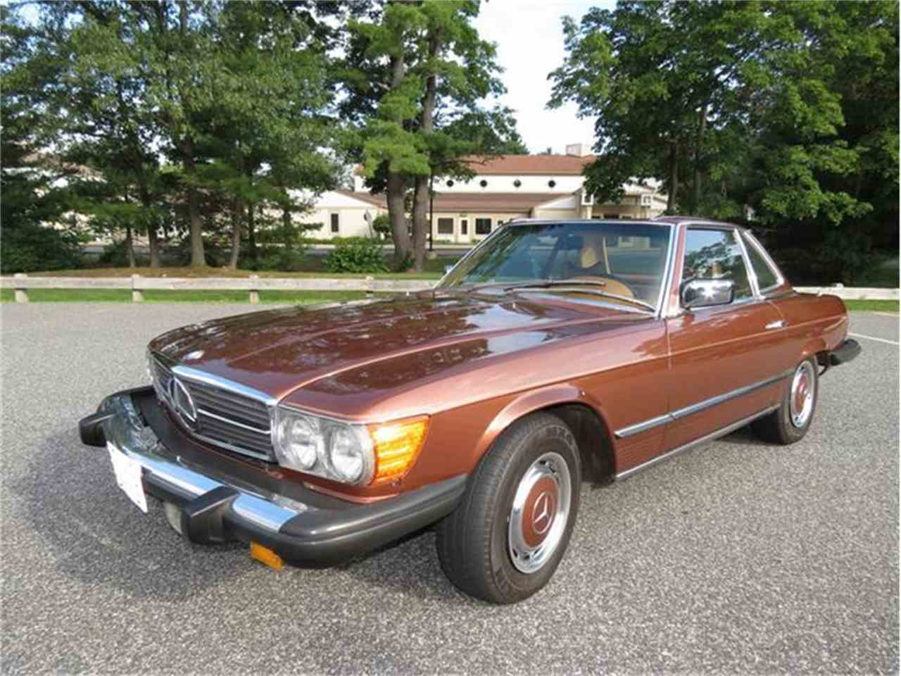 Large Picture of '77 450SL - F8HE