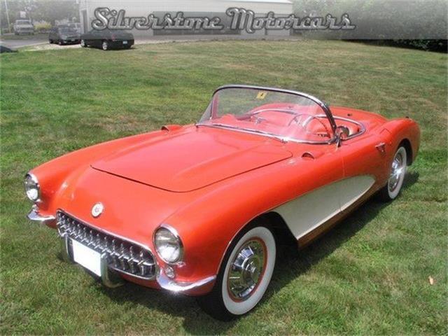 1956 Chevrolet Corvette | 710836