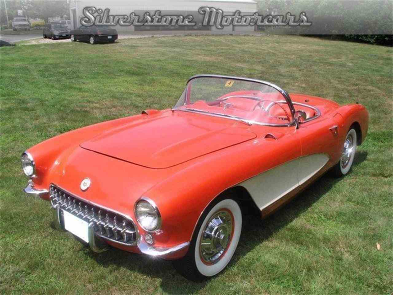 Large Picture of 1956 Corvette located in Massachusetts - F8HG