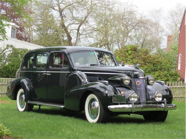 1939 Cadillac Fleetwood | 710838