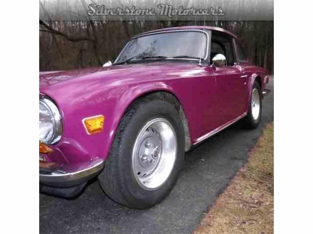 1974 Triumph TR6   710846