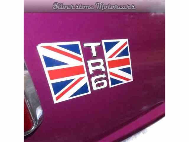 1974 Triumph TR6 | 710846