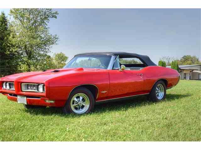 1968 Pontiac GTO | 718460