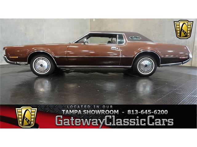 1972 Lincoln Continental   718490