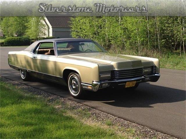 1970 Lincoln Continental | 710857
