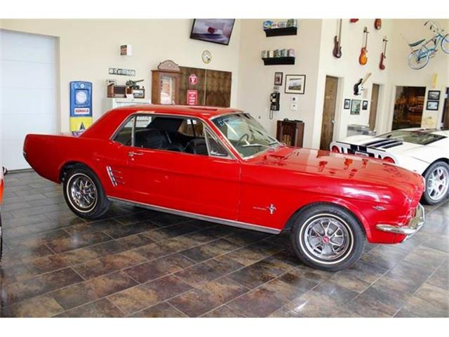 1966 Ford Mustang | 718748