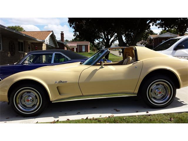 1976 Chevrolet Corvette Stingray | 718755