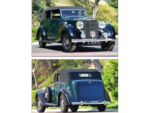 1939 Rolls-Royce Phantom III | 718780