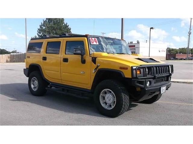 2004 Hummer H2 | 718806