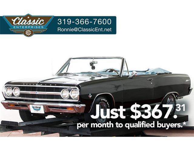 1965 Chevrolet Malibu SS | 710883