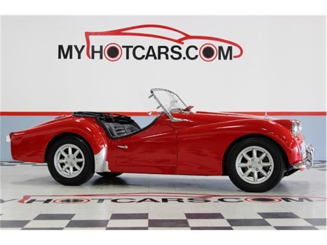 1961 Triumph TR3A | 718845