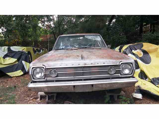 1966 Plymouth Belvedere | 718847