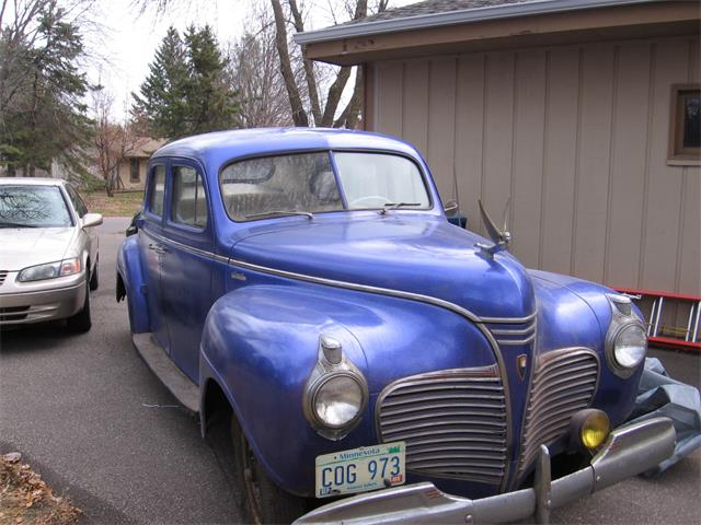 1941 Plymouth Deluxe   718858