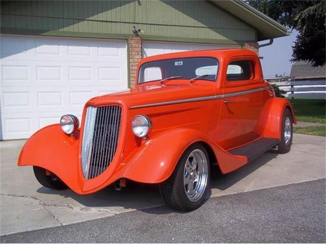 1934 Ford Tudor | 718888