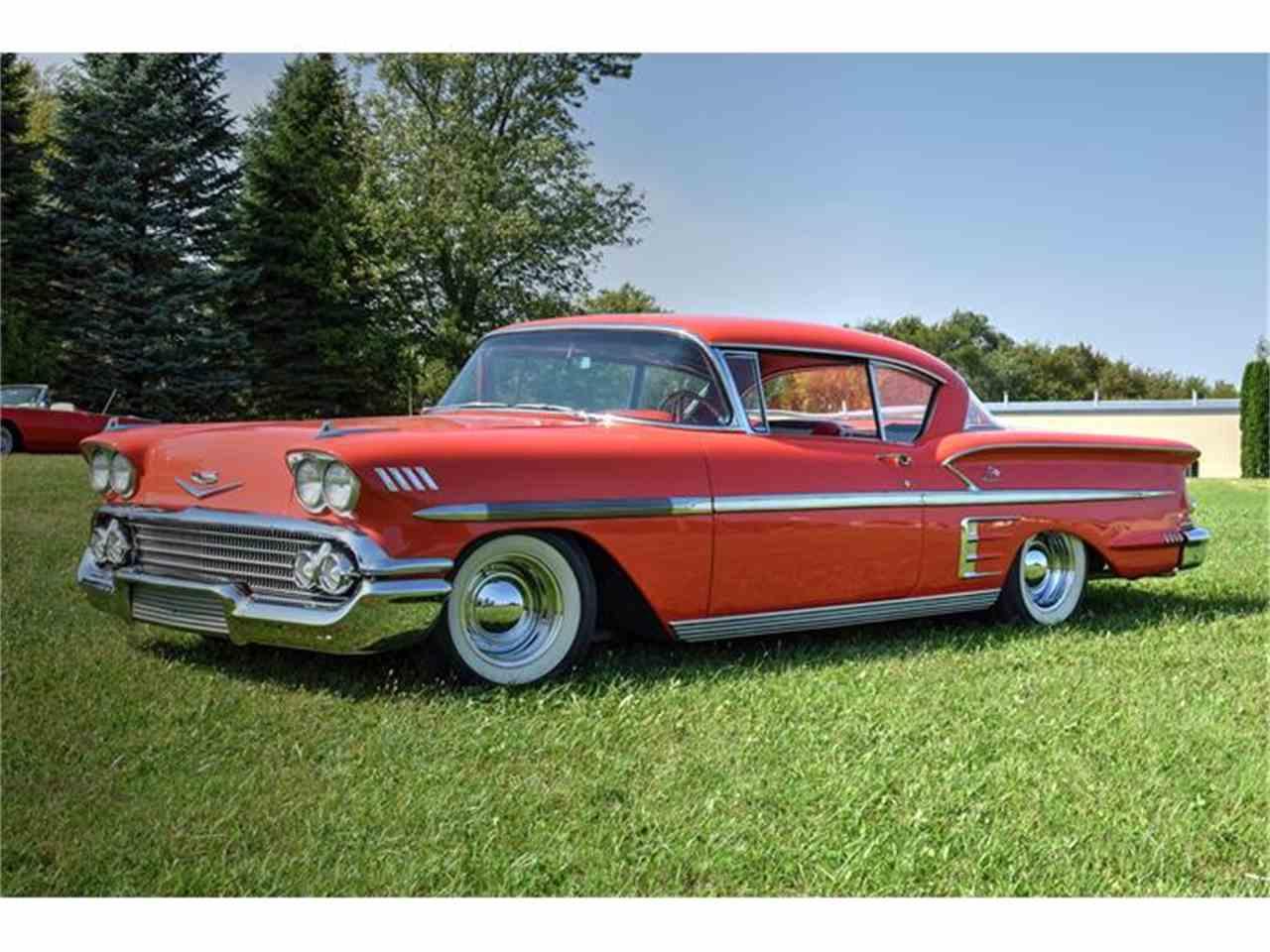 1958 chevrolet impala for sale cc 718900. Black Bedroom Furniture Sets. Home Design Ideas