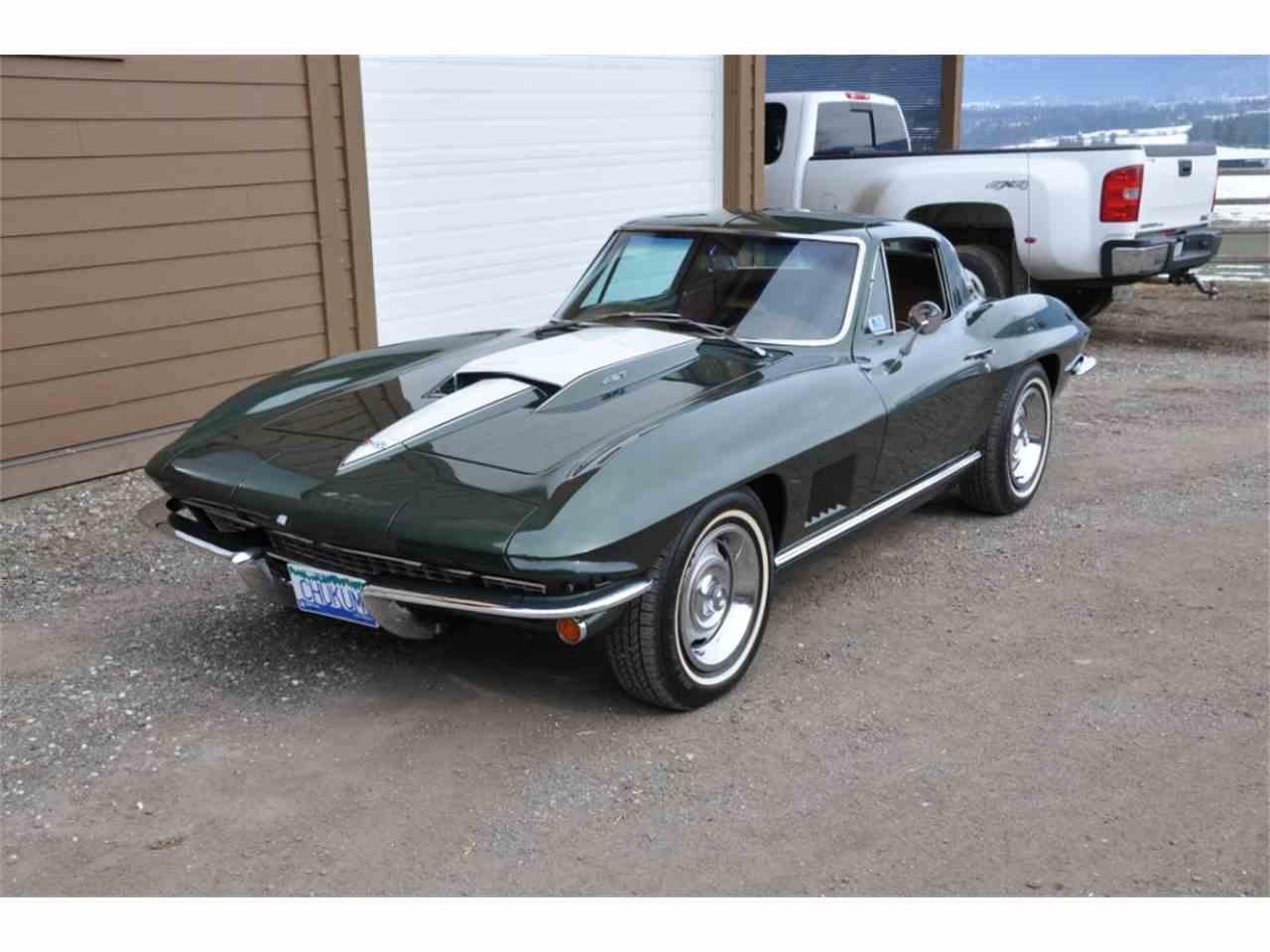 1967 chevrolet corvette stingray for sale cc 718905. Black Bedroom Furniture Sets. Home Design Ideas