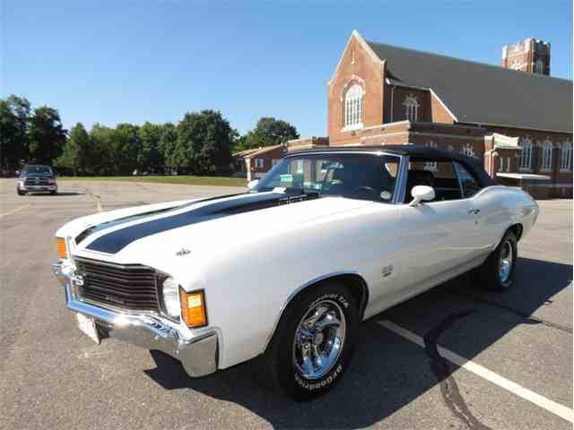 1972 Chevrolet Chevelle SS | 710893