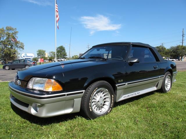 1987 Ford Mustang | 718978